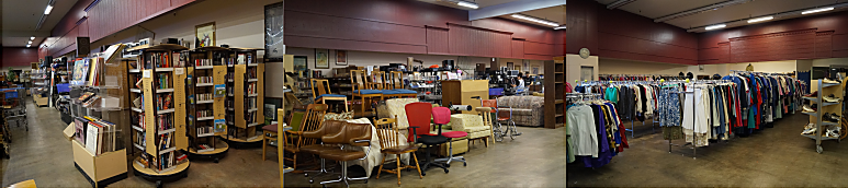 Valley View Food Bank Thrift Store